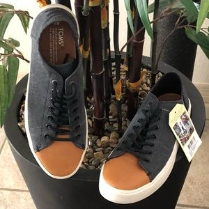 TOMS Lenox Lace-Up Sneakers